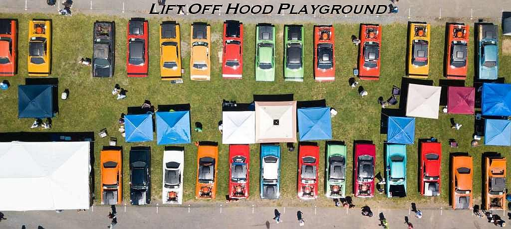 The Lift Off Hood Playground - Six Pack Tuning by Tom Quad