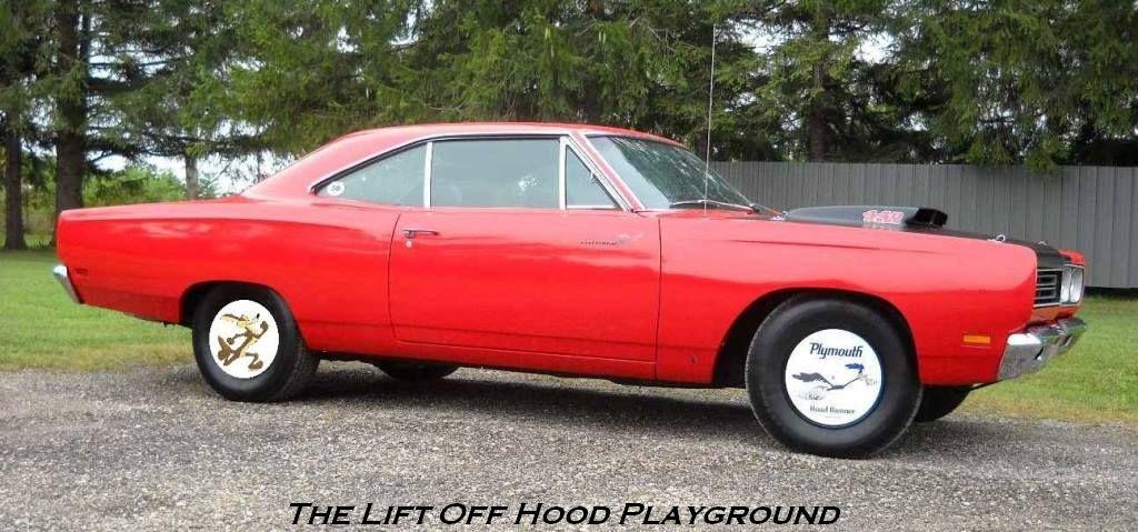Lift Off Hood Playground