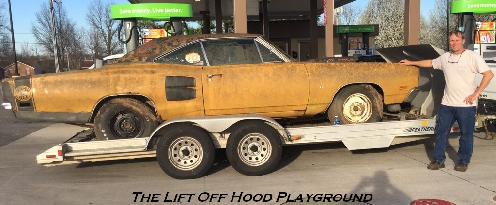Lift Off Hood Playground