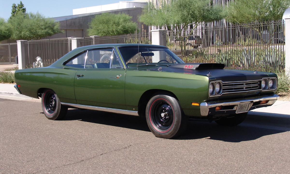 F5 Green.. | For A Bodies Only Mopar Forum